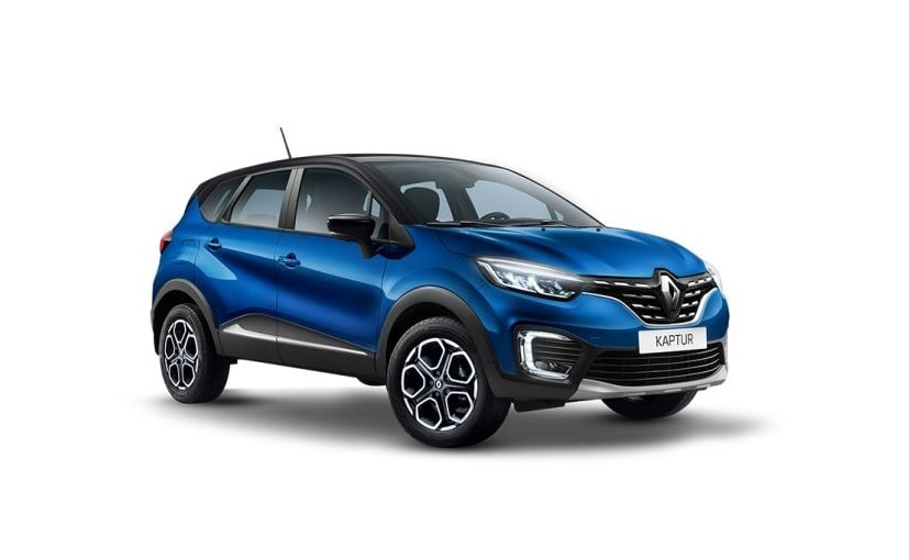 New 2020 Renault Kaptur Facelift Crossover Launched In Russia