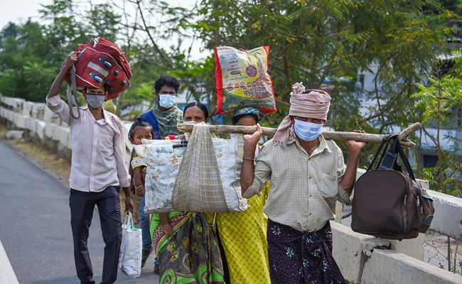 Migrant Workers From Bihar Share Plight Amid COVID-19 Lockdown