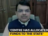 Video : Centre Provided Enough Support, Funds To Maharashtra: BJP's Devendra Fadnavis