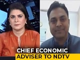 Video : India May Have Averted 70,000 Deaths Because Of Lockdown: Chief Economic Adviser To NDTV