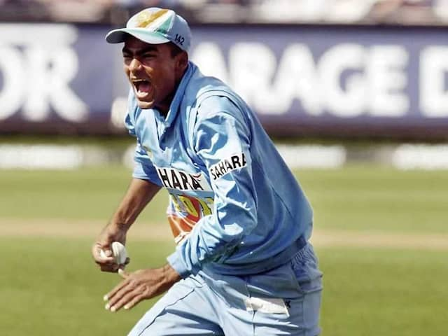 """""""Bus Driver Drives A Convertible Now"""": Mohammad Kaif Responds To Nasser Hussains Sledge During 2002 Natwest Final"""