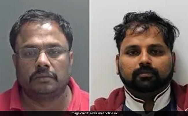 2 Indian-Origin Men Jailed For Over 12 Years For Money Laundering In UK