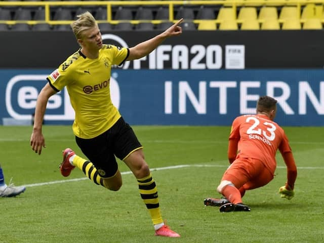 Bundesliga German Football League Highlights: Borussia Dortmund Beat Schalke 4-0 As Football Returns In Germany