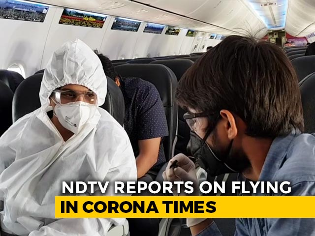 Video : Back In The Skies: Special NDTV Report