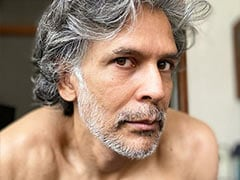 """Milind Soman Has """"Question Fatigue"""" But This Beard Or No Beard Dilemma Needs To Be Settled Right Now"""