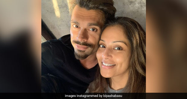 Bipasha Basu Treats Husband Karan Singh Grover With Home-Made Burger And Milkshake (See Pics Inside)