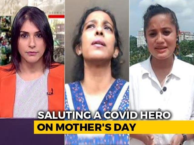 "Video : ""Indians Brought Back Under Stress"": Pilot Bindu Sebastian To NDTV"
