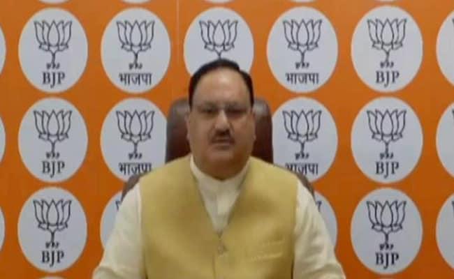 BJP अध्यक्ष जेपी नड्डा ने कहा- कश्मीर में पार्टी नेता की हत्या बड़ा नुकसान, बलिदान व्यर्थ नहीं जाएगा