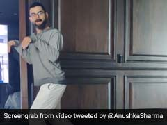 "Virat Kohli Is A ""Dinosaur On The Loose"" In Anushka Sharma's Hilarious Video"