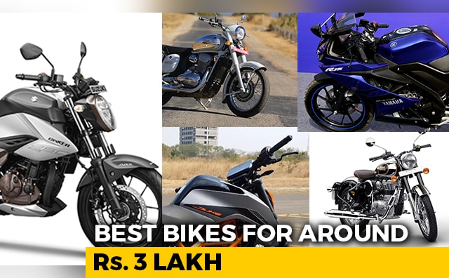 Video : Best Bikes For Around Rs. 3 Lakh