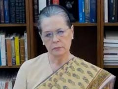 "PM's Package ""Cruel Joke On Country"": Sonia Gandhi At Opposition Meet"