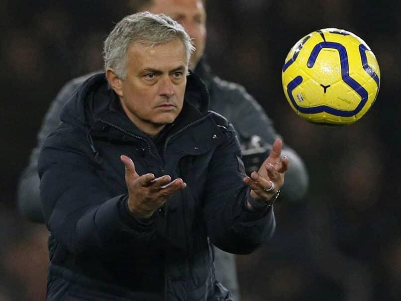 "Coronavirus: Tottenham Hotspur Manager Jose Mourinho ""Desperate"" For Premier League Return"