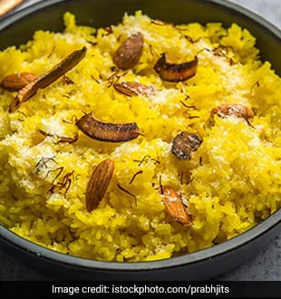 Eid-Al-Fitr: Ring In 'Meethi Eid' With The Sweet Pashtuni Zarda Pulao