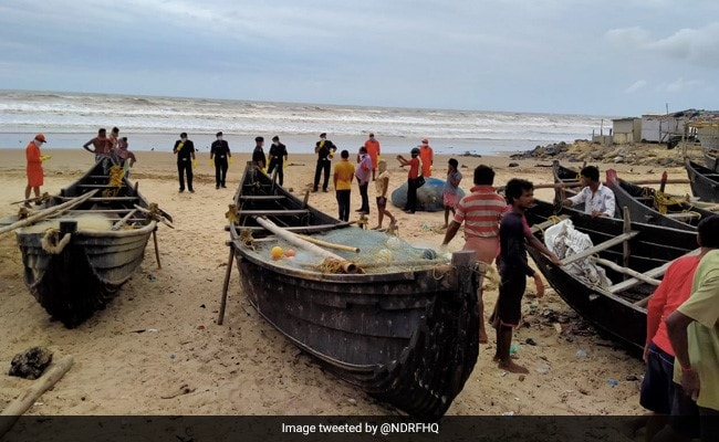 Cyclone Warning For Odisha: Threat From Flying Objects, Major Road Damage