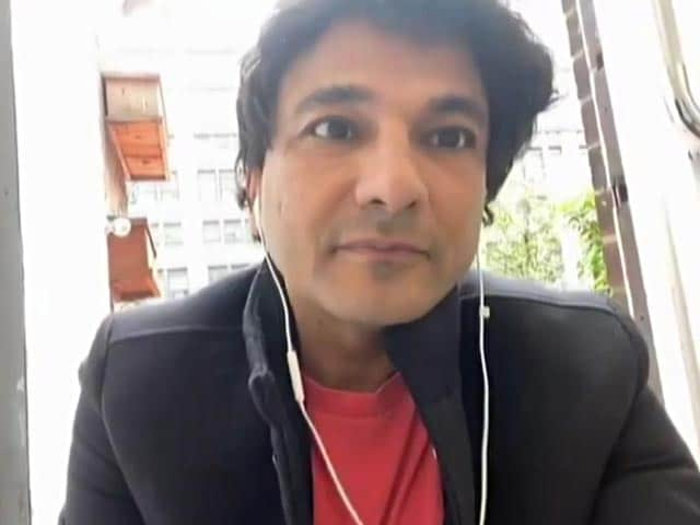 Video : Star Chef Vikas Khanna On His Initiative Which Is Providing Direct Relief To The Farmers