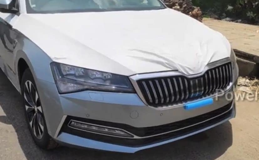 The 2020 Skoda Superb will be a petrol-only car, powered by a BS6 compliant 2.0-litre TSI engine