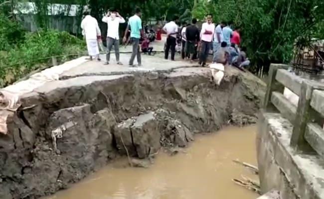Assam Flood: असम के धेमाजी जिले में बाढ़ का कहर, 10 हजार से ज्यादा प्रभावित