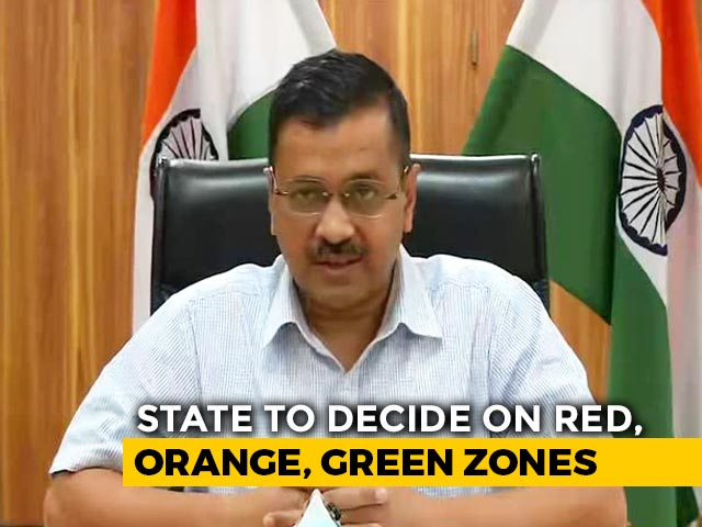 Video : Arvind Kejriwal To Announce Lockdown Plan On Centre's Guidelines Today