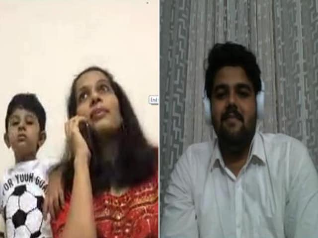 Video : Giving Life: Bone Marrow Donor 'Meets' Young Recipient On NDTV