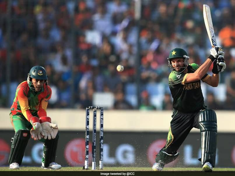 Mushfiqur Rahim Wishes Shahid Afridi Speedy Recovery After He Tests COVID-19 Positive