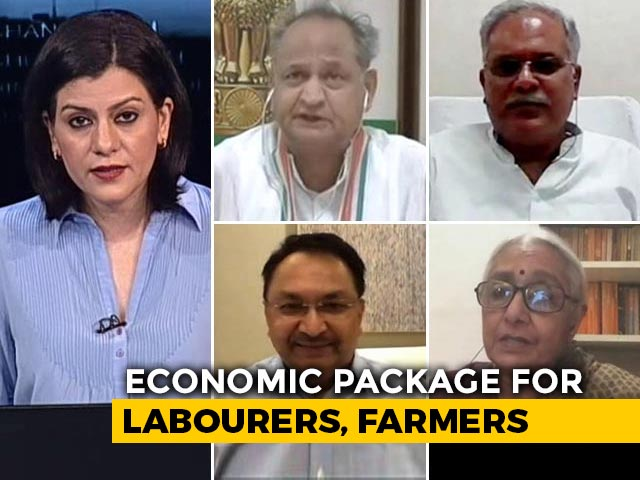 Video : PM Announces 20 Lakh Crore Economic Package To Tackle Coronavirus Crisis