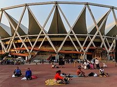 Sports Authority Of India Resumes Sports Activities In Two Stadiums In New Delhi