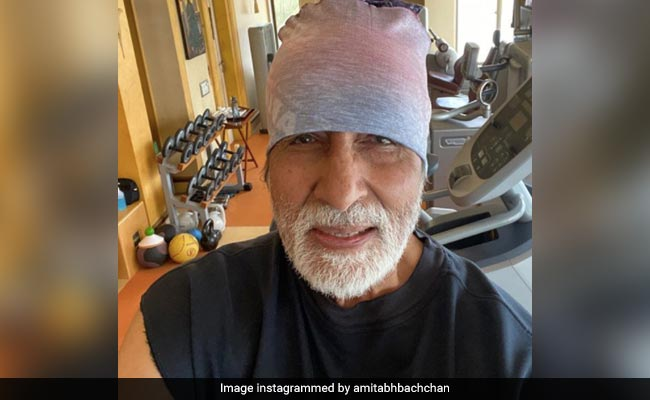 'Hamstring Be Dam*ed': Amitabh Bachchan Tweets After Wrapping Two Days Of Work In A Day