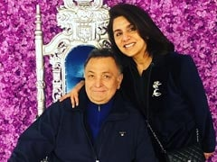"""End Of Our Story"": Neetu Kapoor's Farewell Note For Rishi Kapoor. It's Okay To Cry"