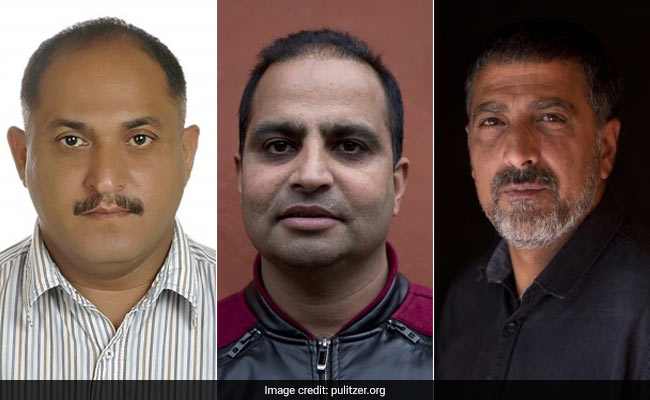 'Powerful Images Of Life': 3 J&K Photojournalists Win Pulitzer
