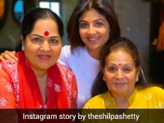 Shilpa Shetty Puts Delicious Spin On Two Much-Loved Indian Recipes For Mother's Day