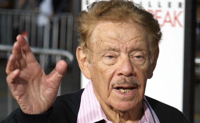 Actor And Comedian Jerry Stiller Dies At 92