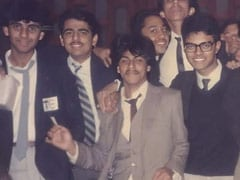 Viral: The Internet Struck Gold With This Pic Of Shah Rukh Khan As A Teen