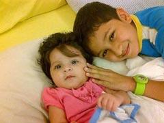 "Namrata Shirodkar's ""Two Lifelines"" - Gautham And Sitara. See Their Throwback Pic"