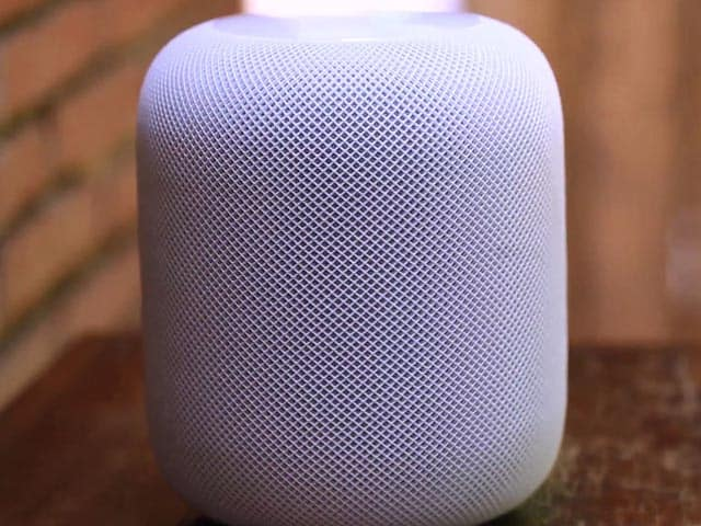 Video : Apple's HomePod Now in India