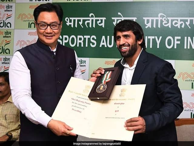 Sports Ministry Invites National Sports Awards Nominations Through E-mail