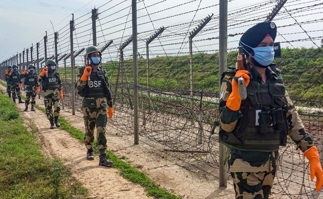 Border Force Kills 2 Terrorists Along Pakistan Border In Punjab: Report