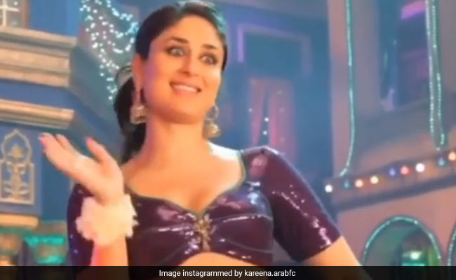 Viral: Kareena Kapoor Asking 'What Is The Meaning' While Filming Dabangg 2 Song Fevicol Se