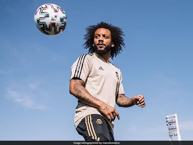 "Real Madrid Star Marcelo ""Cant Wait"" For La Liga To Start After Coronavirus Break"