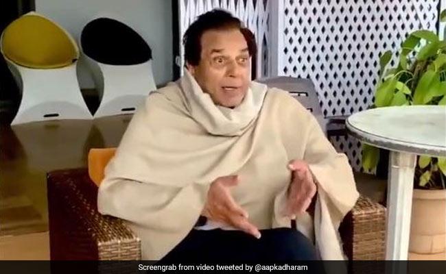 धर्मेंद्र ने अमिताभ बच्चन को लेकर किया ट्वीट, लिखा- 'मुझे अपने साहसी छोटे भाई पर यकीन है...'