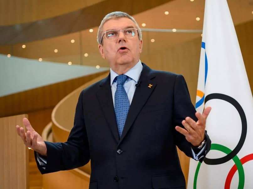 """Holding Tokyo Olympics Behind Closed  """"Something We Dont Want"""": Thomas Bach"""