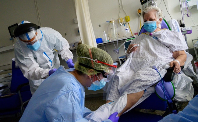 After Brush With Death, Coronavirus Survivor Learns To Speak, Walk Again