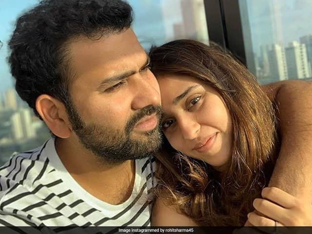 Ritika Sajdeh Stars In Rohit Sharmas Adorable Quarantine Lesson Post