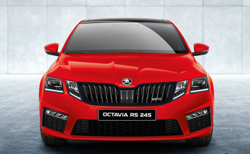 Online bookings for the Skoda Octavia RS 245 opened on March 1, 2020, for Rs. 1 lakh