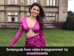 उर्वशी रौतेला का स्टाइलिश वीडियो हुआ वायरल, इस अंदाज में नजर आईं 'लवर गर्ल'