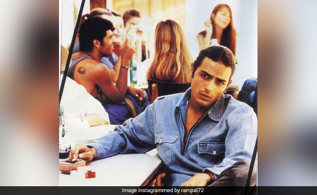 Arjun Rampal Shares A Throwback Pic From His Modelling Days. Circa 1995