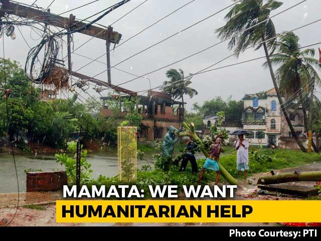 Video : 15 Dead As Cyclone Amphan Batters Bengal, Buildings Damaged In Kolkata