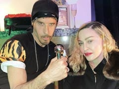 Madonna Attends Party After Claiming To Test +ve For COVID-19 Antibodies