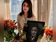 """Love You Always, Papa"": Rishi Kapoor's Daughter Riddhima Shares Prayer Meet Pics"
