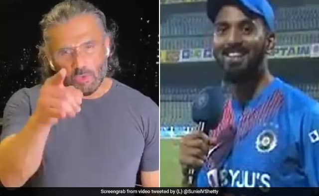 Suniel shetty suggested india squad for T20 world cup
