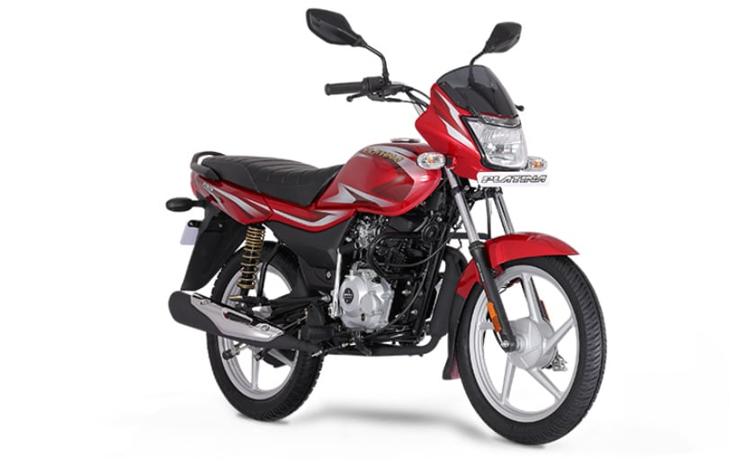 Along with a BS6 engine, the Platina 100 gets subtle cosmetic updates as well